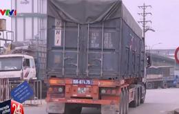 Hàng nghìn xe quá tải trốn trạm thu phí trên Quốc lộ 5 mỗi ngày