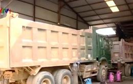 Hà Nội: DN chủ động chấp hành quy định chống xe quá tải