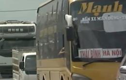Xe tải, container gia tăng đột biến, gây mất an toàn giao thông
