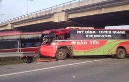 Hộp đen xe khách vụ tai nạn trên cao tốc Nội Bài - Lào Cai bị ngắt nguồn 3 lần