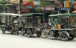 Hà Nội: Tràn lan xe thương binh tự chế trá hình