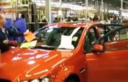 Ngành công nghiệp ô tô Australia bên bờ phá sản