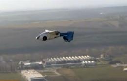 Năm 2017: Ra mắt sản phẩm xe bay đầu tiên