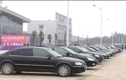 Trung Quốc khoán xe công toàn quốc