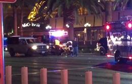 Mỹ: Tai nạn xe hơi ở Las Vegas, 1 người thiệt mạng