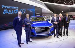 NAIAS 2015: Audi Q7 2016 cá tính, mạnh mẽ