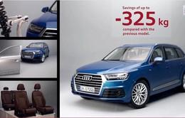 NAIAS 2015: Audi Q7 2016 ấn tượng với thiết kế giảm tới… 325 kg