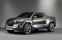 NAIAS 2015: Hyundai gây ấn tượng với mẫu xe bán tải thể thao mới