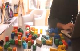 Lego X biến những mảnh ghép xếp hình thành mô hình 3D kỹ thuật số