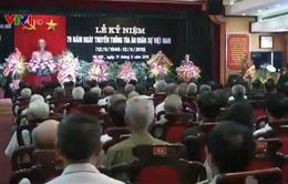 Kỷ niệm 70 năm Ngày truyền thống Tòa án Quân sự Việt Nam