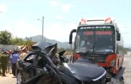 Tai nạn nghiêm trọng tại hầm đường bộ Hải Vân