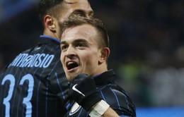 Inter Milan vào tứ kết Coppa Italia