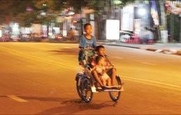 TT-Huế: Xích lô mini gây mất an toàn giao thông