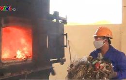 Xử lý rác ở Lý Sơn: Tổng cục Môi trường tìm giải pháp khắc phục
