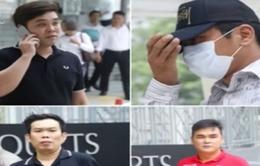Singapore phạt tù 4 đối tượng lừa đảo du khách Việt