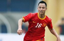 Dính chấn thương, Xuân Thành chia tay đội tuyển quốc gia