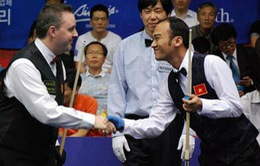 5 tay cơ Việt Nam góp mặt ở vòng chung kết World Cup carom 3 băng