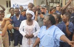 Sierra Leone: Bệnh nhân Ebola cuối cùng xuất viện