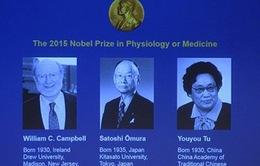 Nobel Y học tôn vinh nhà tiên phong kháng bệnh ký sinh trùng