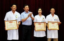 19 y, bác sỹ BV Phụ sản Hà Nội âm tính với HIV