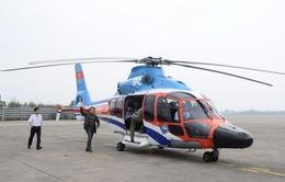 Mở tour du lịch quanh Đà Nẵng bằng trực thăng