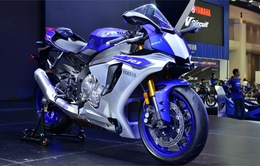 Yamaha R1 2015 đã có mặt tại Việt Nam