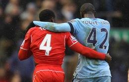 Yaya Toure bẽ mặt trước anh trai Kolo