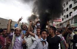Yemen kêu gọi quân đội các nước Vùng Vịnh can thiệp