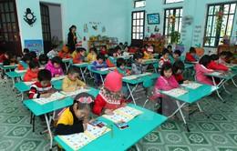 Cần Thơ đạt chuẩn phổ cập giáo dục mầm non trẻ em 5 tuổi