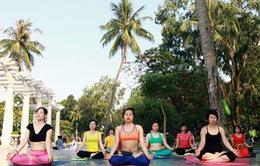 Yoga - môn thể thao có sức hút mạnh mẽ tại Việt Nam