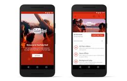YouTube Red - Dịch vụ xem video không quảng cáo