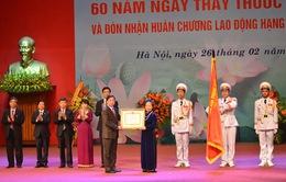 Hà Nội kỷ niệm 60 năm ngày Thầy thuốc Việt Nam