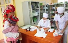 Mạng lưới y tế cơ sở đảm bảo 70% nhu cầu