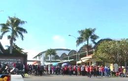 2.000 công nhân ở Đồng Nai bỗng dưng mất việc