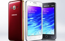 Samsung Z1 - smartphone chạy Tizen đầu tiên ra mắt
