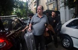 Thêm 1 quan chức Petrobras bị bắt để điều tra tham nhũng