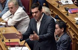 """Kinh tế quốc tế nổi bật tuần qua (13-18/7): Hy Lạp lại """"thắt lưng buộc bụng"""""""