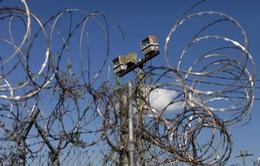 Quốc hội Mỹ ngăn cản việc đóng cửa nhà tù Guantanamo