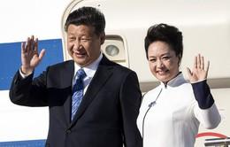 Chủ tịch Trung Quốc bắt đầu chuyến thăm Mỹ
