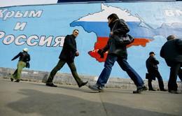 Người dân Crimea vẫn tin tưởng lựa chọn sáp nhập vào Nga