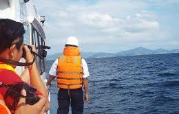 Bình Thuận: Vẫn chưa tìm thấy 6 thuyền viên câu mực bị mất tích