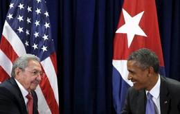 Mỹ công bố các biện pháp nới lòng cấm vận Cuba