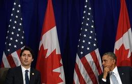 Mỹ - Canada hợp tác ứng phó biến đổi khí hậu