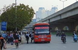 Hà Nội tổng kiểm tra xe bus trên toàn thành phố