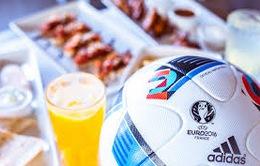 EURO 2016: Bóng đá và bia, bia và bóng đá