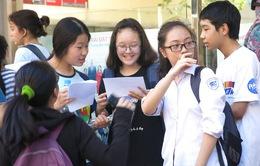 TP.HCM công bố điểm tuyển sinh lớp 10 chuyên
