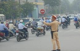 Lùi thời gian xử phạt 5 lỗi vi phạm giao thông