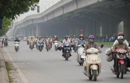 Xe máy sẽ phải kiểm định khí thải với mức phí đến 150.000 đồng
