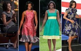 Phong cách gần gũi và tinh tế của phu nhân Tổng thống Obama