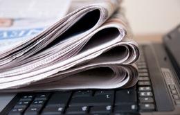 """Số phận """"hẩm hiu"""" của báo giấy trong thời đại truyền thông số"""